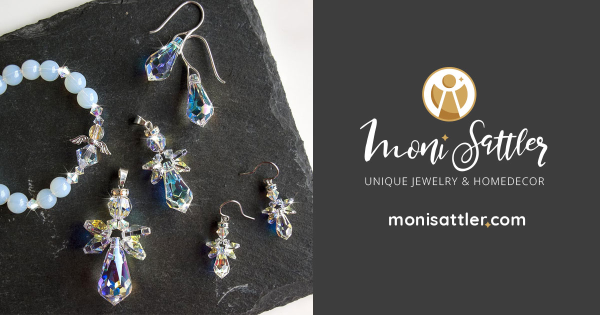 unikke smykker og dekorationer - Moni Sattler