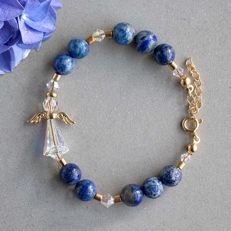 Awakening & Besvisthed - Lapis Lazuli & Englen Uriel - Moni Sattler